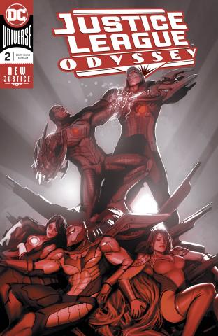 Justice League: Odyssey #2