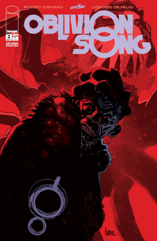 Oblivion Song #3 (2nd Printing)