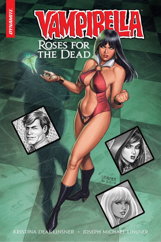 Vampirella: Roses for the Dead