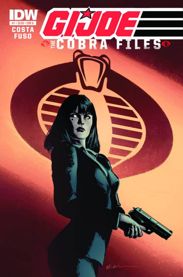 G.I. Joe: The Cobra Files #1