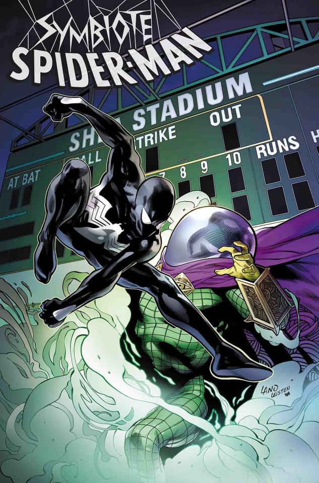Symbiote Spider-Man #5