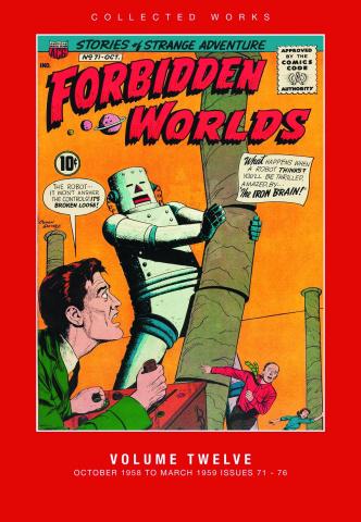 Forbidden Worlds Vol. 12