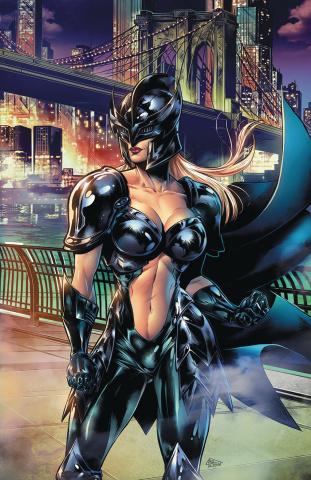 Black Knight #5 (Zaldivar Cover)