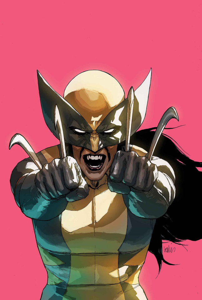 All-New Wolverine #14 (Yu Cover)