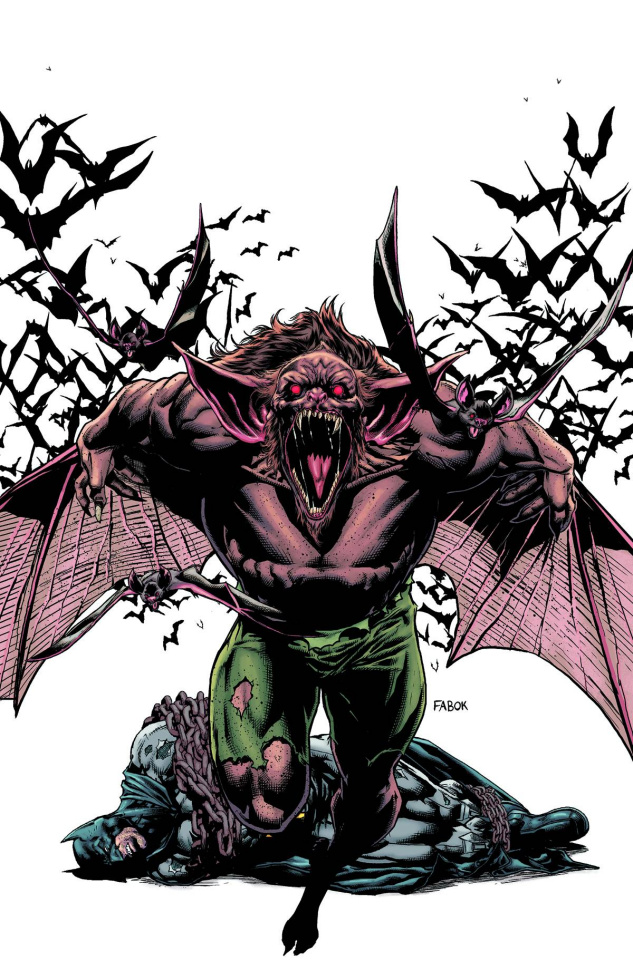 Detective Comics #23.4: Man Bat