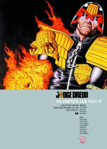 Judge Dredd: The Complete Case Files Vol. 19