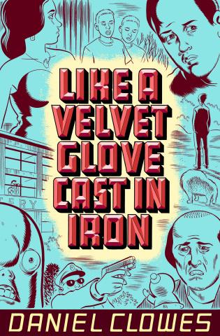 Eightball: Like a Velvet Glove Cast in Iron