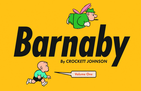 Barnaby Vol. 1