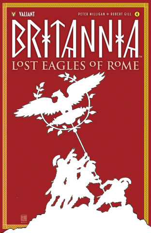 Britannia: Lost Eagles of Rome #4 (Mack Cover)