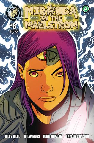 Miranda in the Maelstrom #6 (Moss Cover)