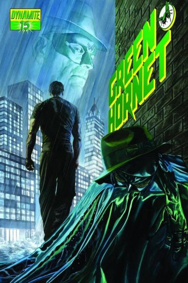 The Green Hornet #15