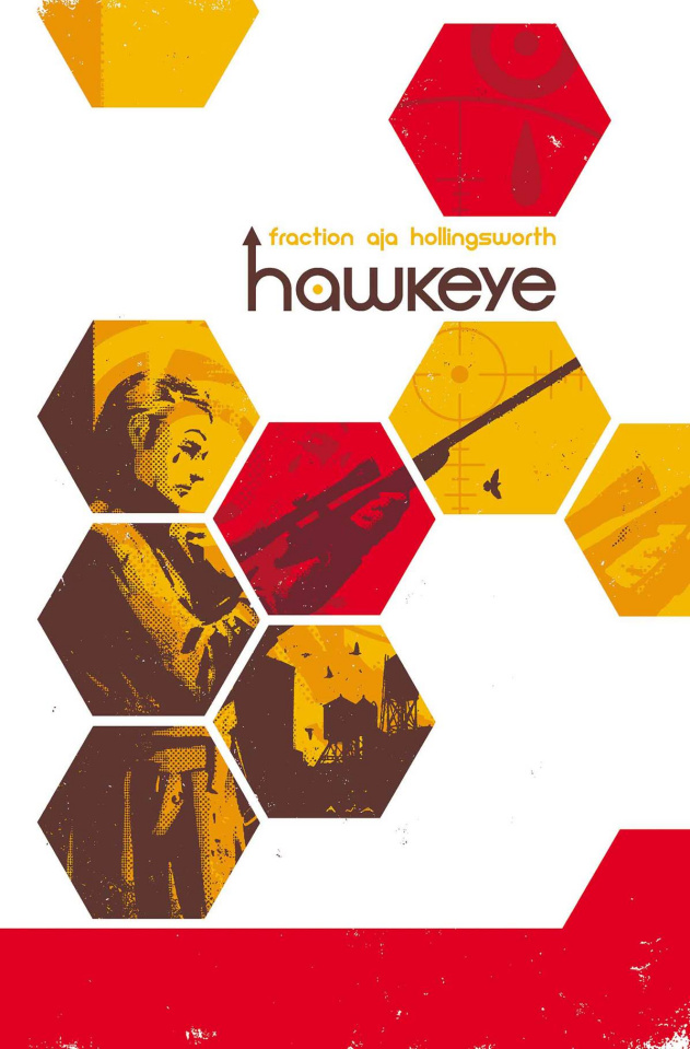 Hawkeye #17