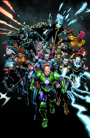 DC New 52: Villains Omnibus