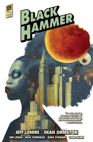 Black Hammer Vol. 2 (Library Edition)