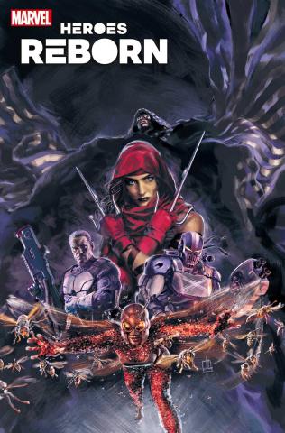 Heroes Reborn: Squadron Savage #1 (Blatt Cover)
