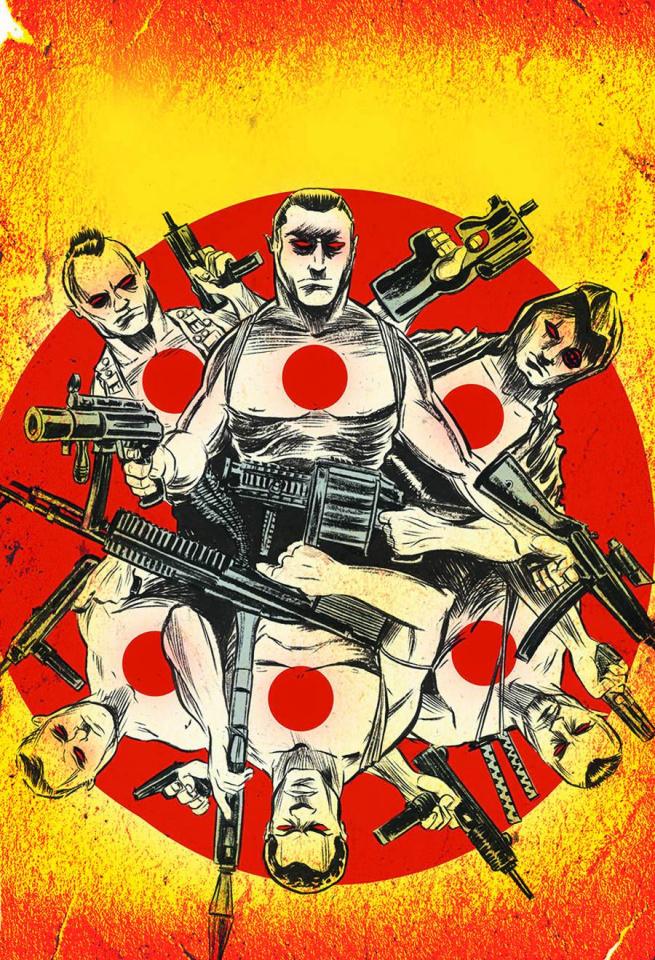 Bloodshot #0 (Pullbox Cover)
