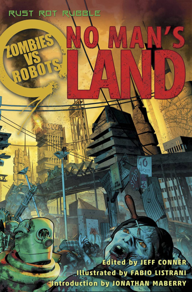 Zombies vs. Robots: No Man's Land