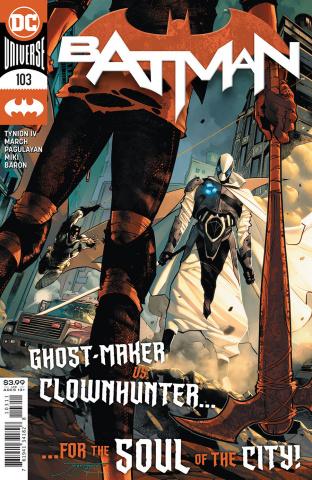 Batman #103 (Jorge Jimenez Cover)