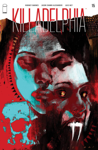 Killadelphia #15 (Alexander Cover)