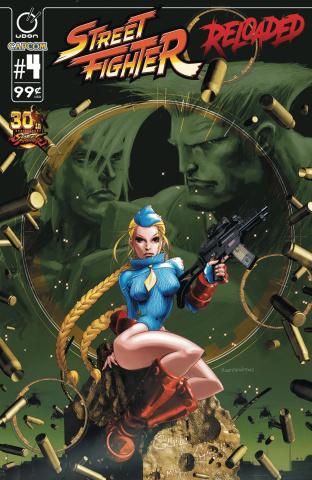 Street Fighter: Reloaded #4