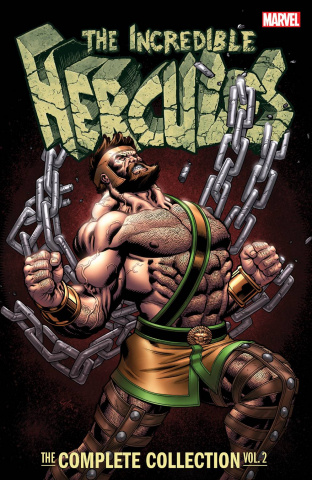 The Incredible Hercules Vol. 2 (Complete Collection)
