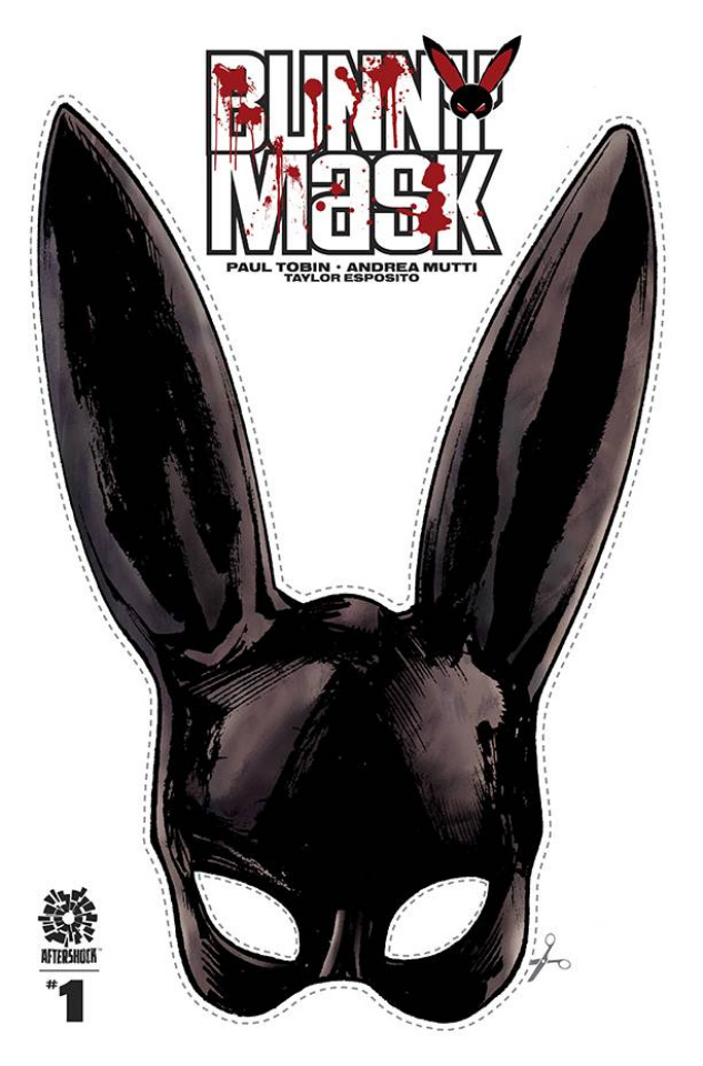 Bunny Mask #1 (Mutti Bunny Mask Cover)
