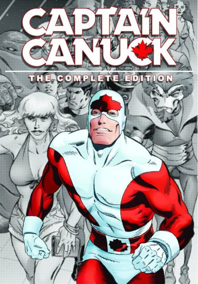 Captain Canuck: The Complete Edition