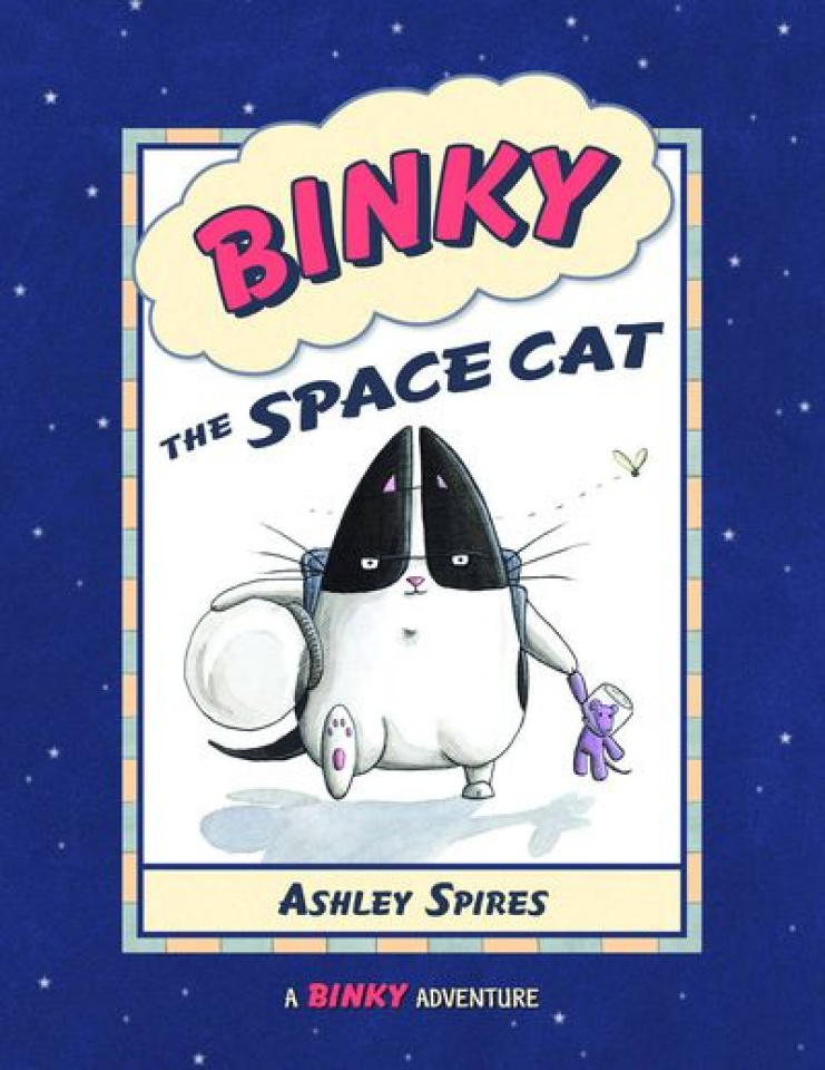 Binky Vol. 1: Space Cat