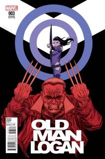 Old Man Logan #3 (Shalvey Cover)
