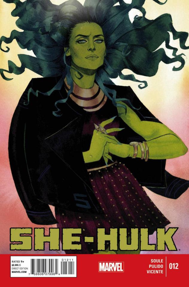 She-Hulk #12