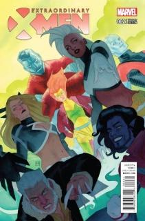 Extraordinary X-Men #2 (Wada Cover)