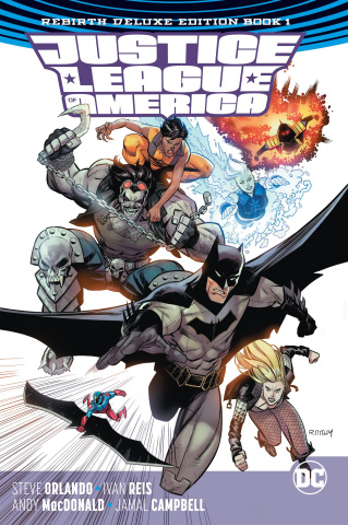 Justice League of America Vol. 1: Rebirth