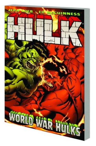 Hulk Vol. 6: World War Hulks