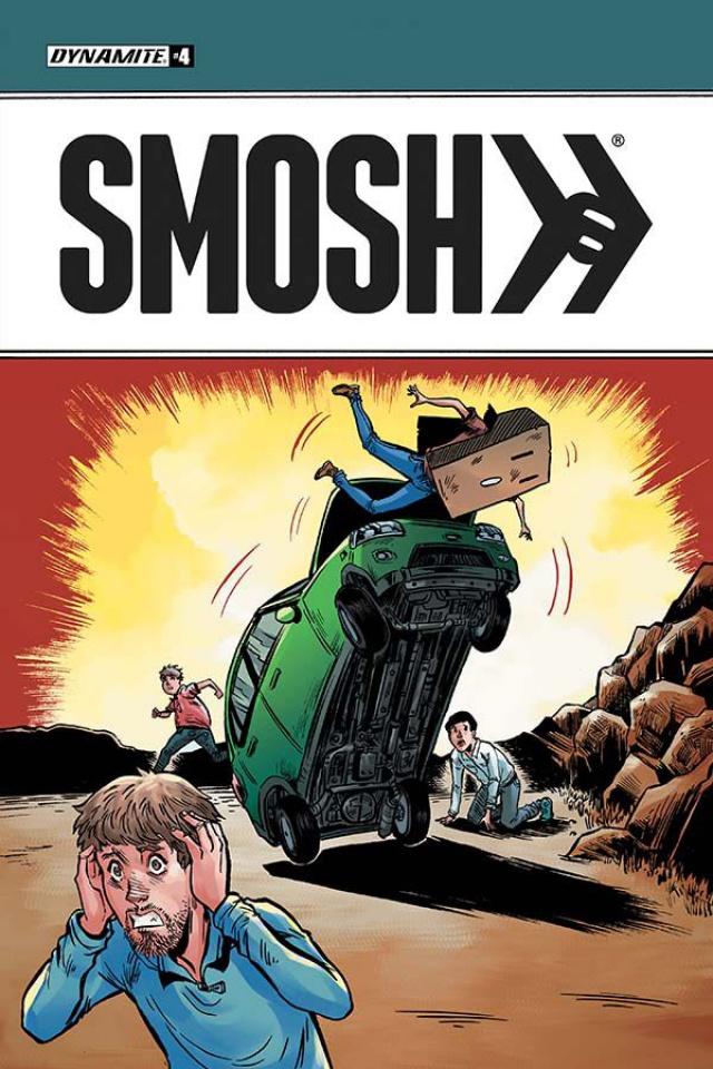 SMOSH #4 (Viglino Cover)