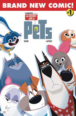 The Secret Life of Pets 2 #1