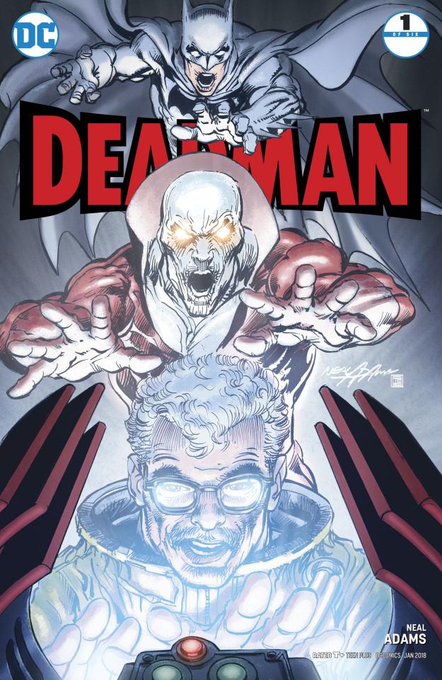 Deadman #1 (Glow in the Dark Cover)