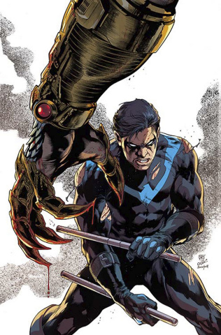 Nightwing #8 (Variant Cover)