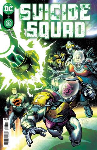 Suicide Squad #9 (Eduardo Pansica Cover)