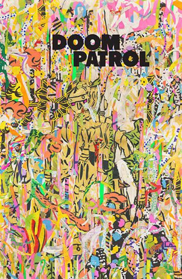 Doom Patrol #1 (Chippendale Cover)