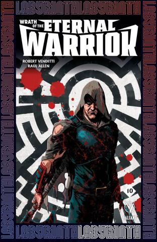 Wrath of the Eternal Warrior #10 (Allen Cover)