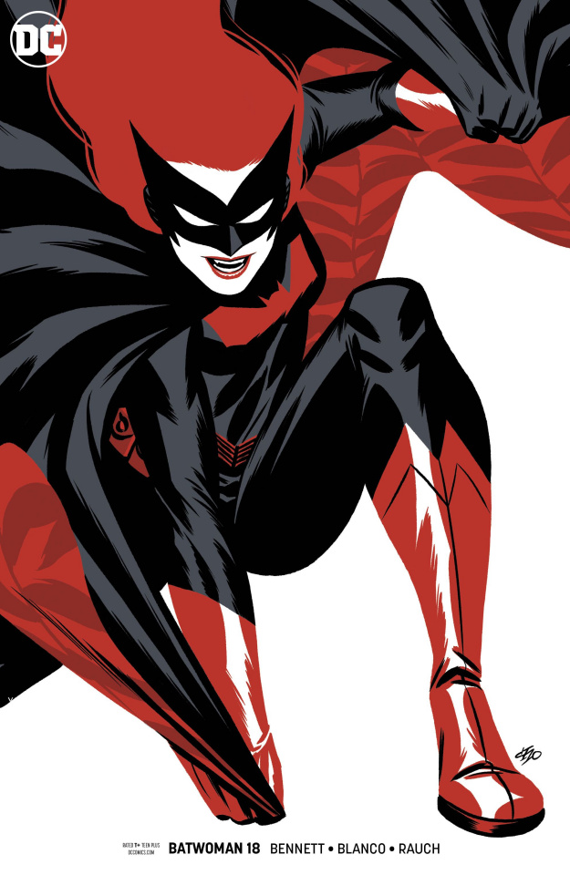 Batwoman #18 (Variant Cover)