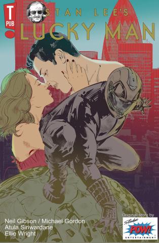 Lucky Man: The Bracelet Chronicles #2 (Siriwardane Cover)