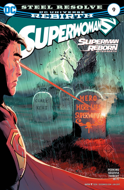 Superwoman #9