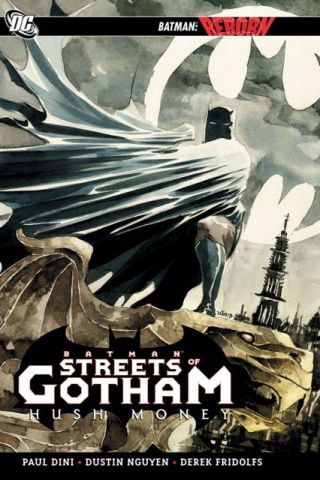 Batman: The Streets of Gotham Vol. 1: Hush Money