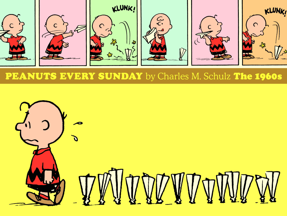 Peanuts Every Sunday Box Set: 1960