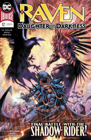 Raven: Daughter of Darkness #12