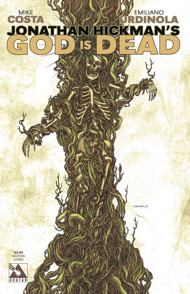 God Is Dead #16 (Iconic Cover)