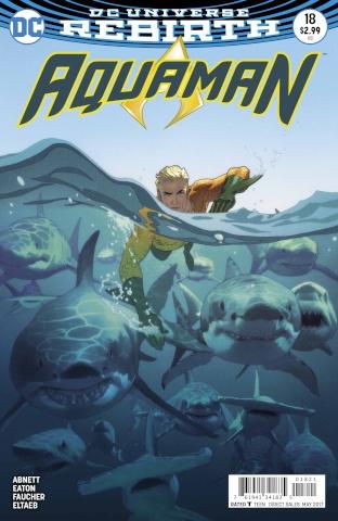 Aquaman #18 (Variant Cover)