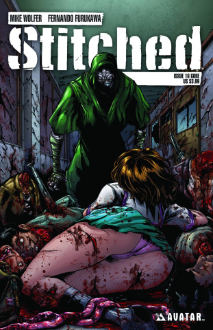 Stitched #16 (Gore Cover)