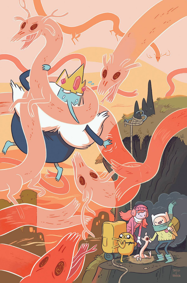 Adventure Time: The Ice King #6